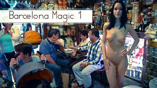 Naturally Naked Nudes - Barcelona Magic 1