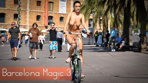 Naturally Naked Nudes - Barcelona Magic 3