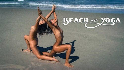 Naturally Naked Nudes - Beach and Yoga