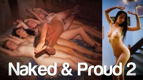 Naturally Naked Nudes - Naked and Proud 2