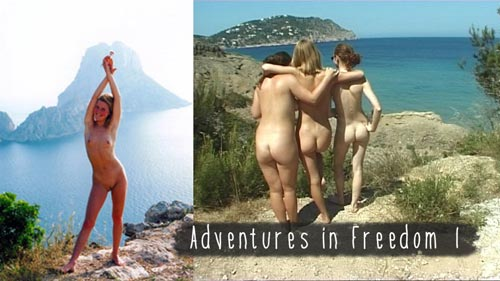 Naturally Naked Nudes - Adventures in Freedom 1