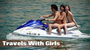 Naturally Naked Nudes - Travels with Girls