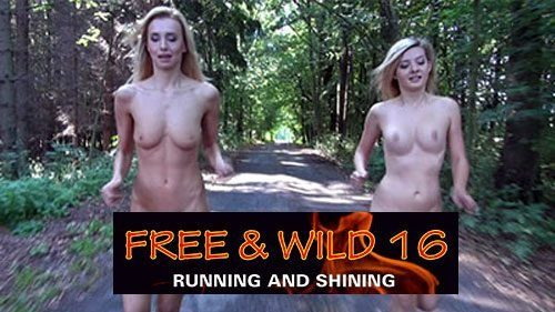 Naturally Naked nudes - Free and Wild 16