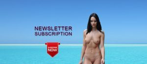 Naturally Naked Nudes Newsletter Subscription