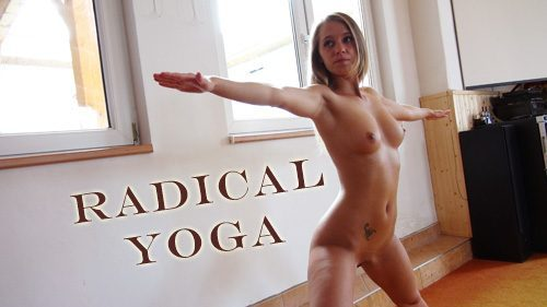 Radical Yoga - Naturally Naked Nudes