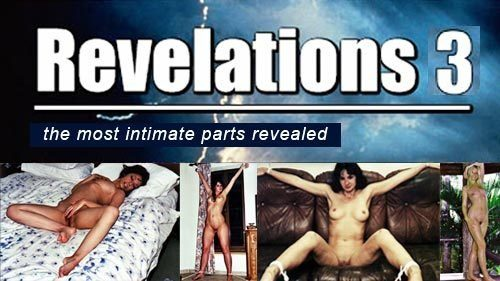 Revelations 3 - Naturally Naked Nudes