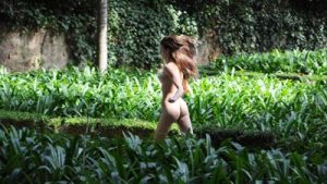 Naturally Naked Nudes - Exercising