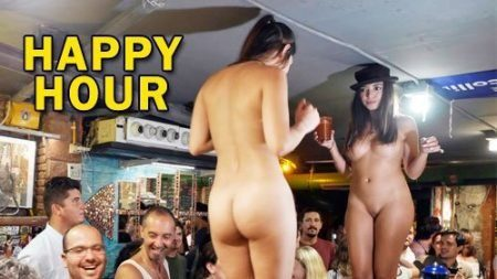 Naturally Naked Nudes - Happy Hour