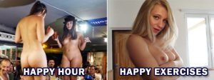 Naturally Naked Nudes - New Happy Series Videos