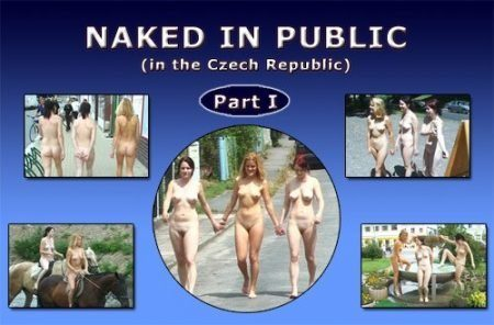 Naked in Public - Part 1