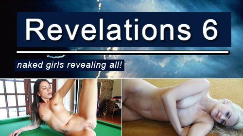 Naturally Naked Nudes - Revelations 6