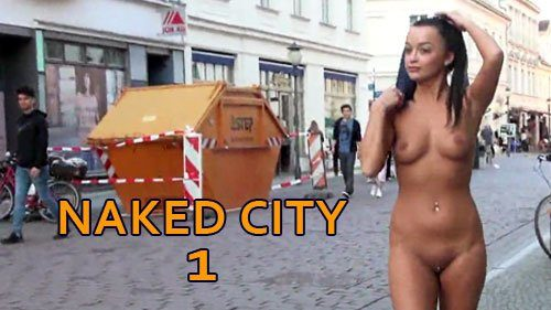 NaNaNu-Naturally Naked Nudes - Naked City 1 in Barcelona